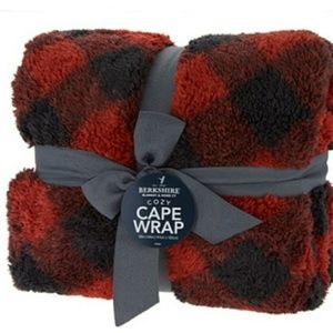 Berkshire Cozy Cape Wrap